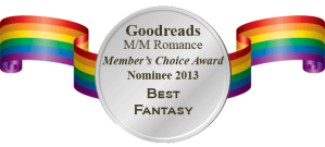 MM Romance Best Fantasy Nominee