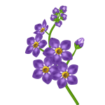 Porple_Flower_Transparent_Clipart