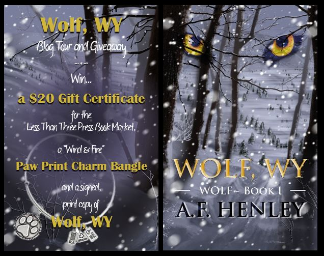 Wolf, WY BT Giveaway