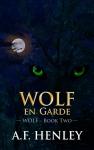 Wolf, en Garde cover
