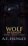 Wolf in League Front Cover